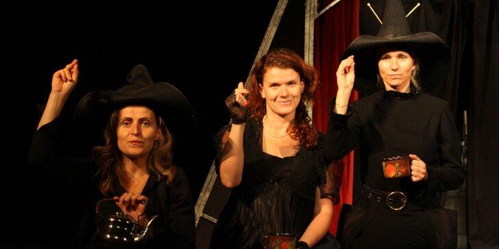 Vstupenka na divadelní představení Maškaráda / Terry Pratchett