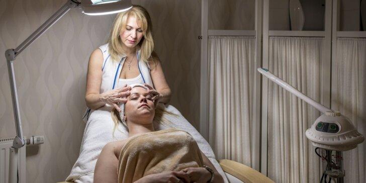 Péče, na kterou nezapomenete: kosmetické ošetření, zábal i masáž zad a šíje