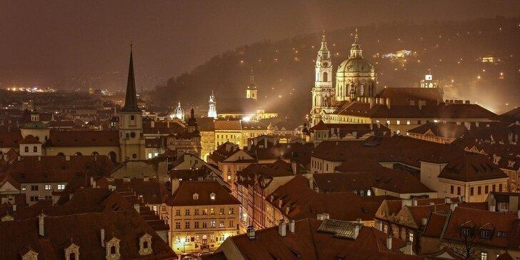 Kurz noční krajinářské fotografie na Starém Městě pro začátečníky i pokročilé
