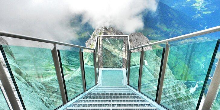 Dachstein pro odvážné: Nebeská stezka, visutý most a Schody do prázdna