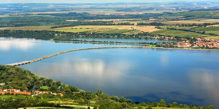 Relaxace u Pálavy: pobyt na jižní Moravě s wellness a polopenzí
