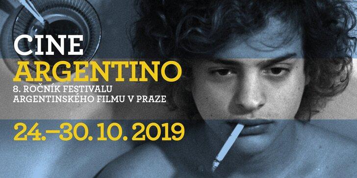 Do Lucerny na Cine argentino: 8. ročník festivalu argentinského filmu