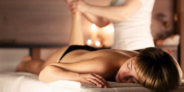 Lymfatická masáž dolních končetin pro ženy: jeden vstup i permanentky