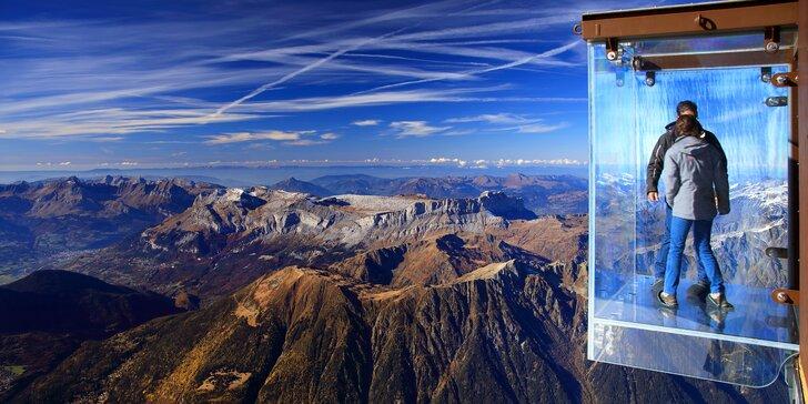 Letní výlet do Alp: Mont Blanc, Chamonix a skvostné městečko Annecy