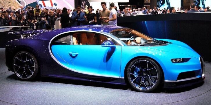 Zážitek s vůní benzínu: Pojeďte se v březnu podívat na autosalon do Ženevy
