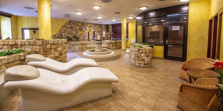 Odpočinek uprostřed Harrachova: polopenze a relax centrem