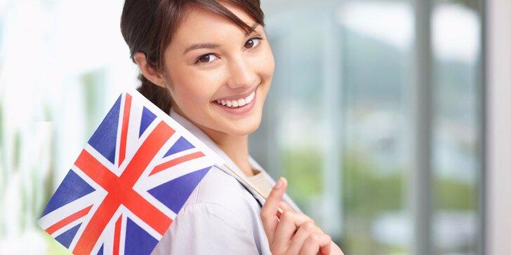 Individuální lekce angličtiny i němčiny nebo celý kurz