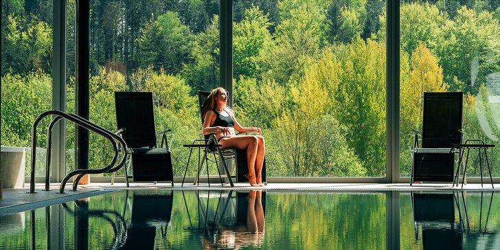 Wellness pobyt v Janských Lázních: snídaně či polopenze, bazén, vířivka i sauna