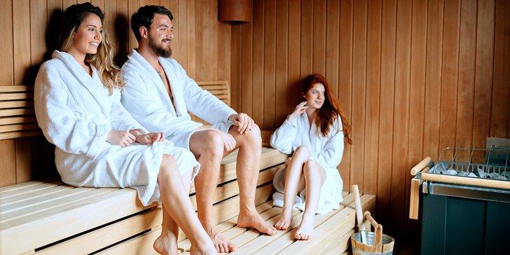 Prohřejte se: privátní sauna na Smíchově až pro 8 osob