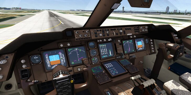 Staň se virtuálním pilotem letadla: pilotuj 18 druhů letadel