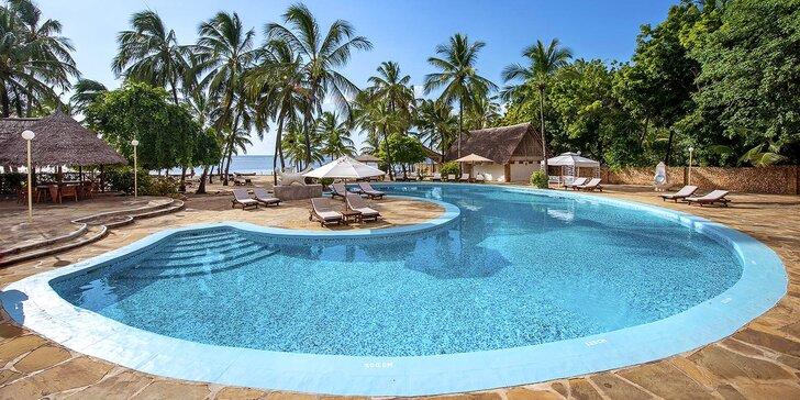 Za velkou pětkou i nadpozemským relaxem do Keni. Diamonds Dream of Africa s all inclusive