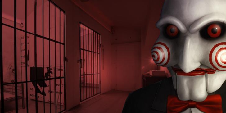 Úniková hra ve stylu The Saw: utečete z psychopatova vězení?