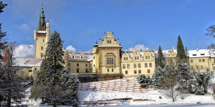 Klidný odpočinek v Průhonicích u Prahy - na dosah památek a přitom v klidu