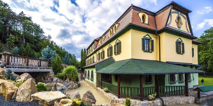 Pobyt v Lázních Leopoldov: pár dní božské relaxace u zámku Buchlovice i s procedurami