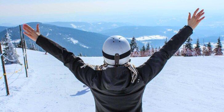 Pobyt v Harrachově pro dva s polopenzí: termíny pro lyžaře i turisty
