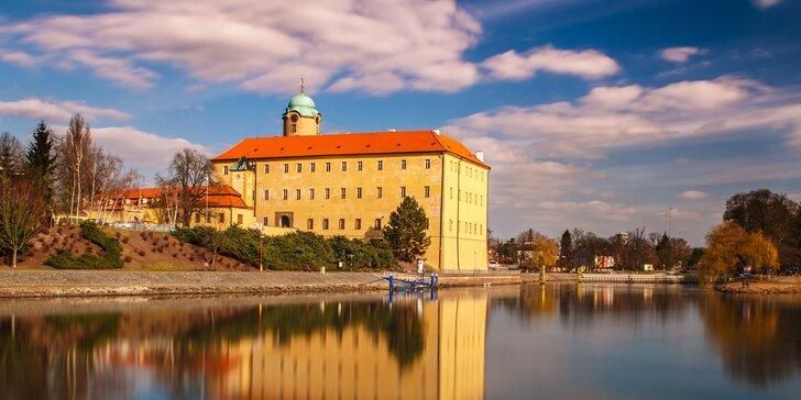 Královský wellness pobyt v srdci lázní Poděbrady