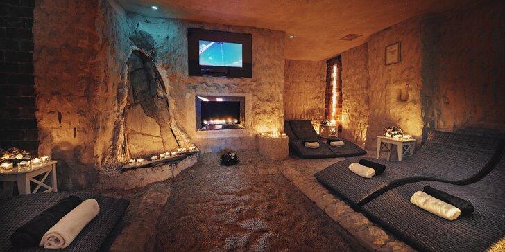 Špičková relaxace ve 4* hotelu s wellness procedurami i skvělým jídlem
