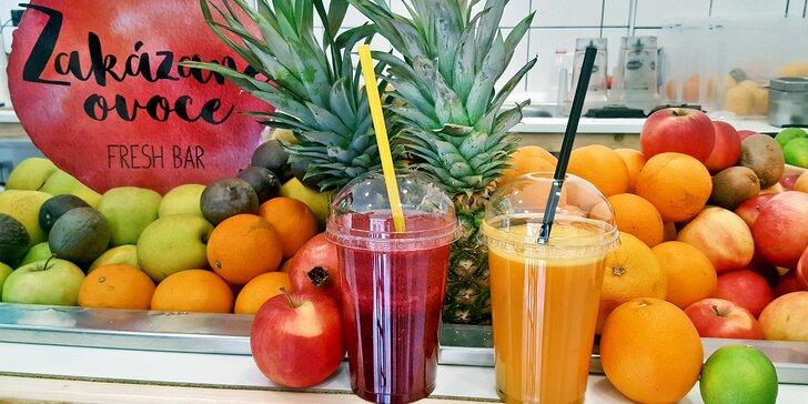 Pročistěte se: detoxikační kúra v podobě ovocných a zeleninových šťáv
