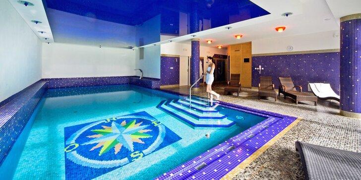 2–4 dny relaxace ve Spa & Wellness Hotelu St. Moritz v Mariánských Lázních