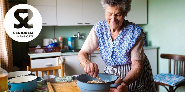 Naučte se péct vánočku a pomozte zároveň nadaci Seniorem s radostí