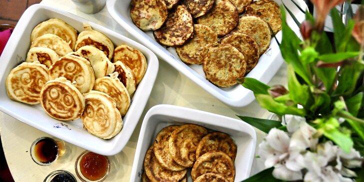 Lívanečky nebo bramboráky: sladké, klasické i se slaninou