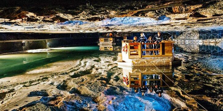 Do Německa za krásami podzemí: alpská solná stezka v Bavorsku pro 1 os.