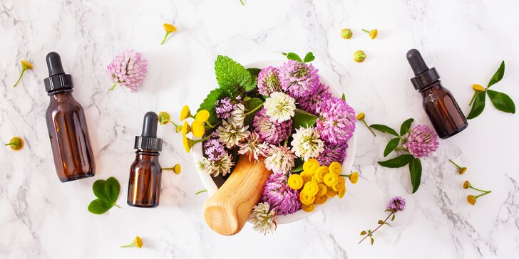 Namíchejte si vlastní parfém: 3,5hodinový parfémový workshop