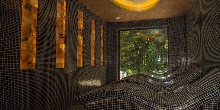 Relaxační pobyt v krásných apartmánech St. Moritz**** v Mariánských Lázních