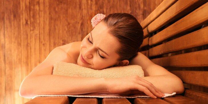 Zasloužený relax: 90 minut ve spa a fitness ve všední dny pro 1 či 2 osoby