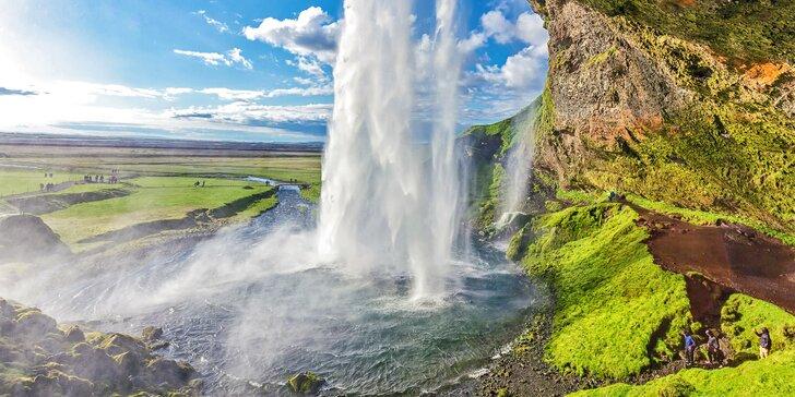 Krásy Islandu: letenky, transfery během výletů a 3 noci v hotelu se snídaní