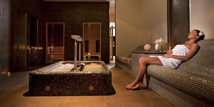 Víkend v hotelu Abácie****: pobyt s polopenzí, wellness a Beskydy na dohled