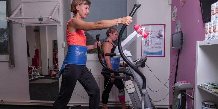 Mějte pevné bříško: 1–12 vstupů nebo 3 měsíce cvičení Better Belly
