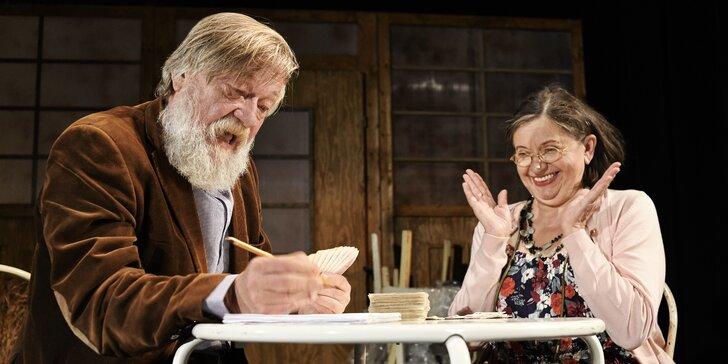 Předplatné na různá divadelní představení ve Vršovickém divadle MANA