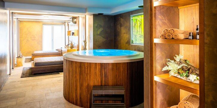 Parádní pobyt v Posázaví: 4* hotel, polopenze, saunový svět i výlety