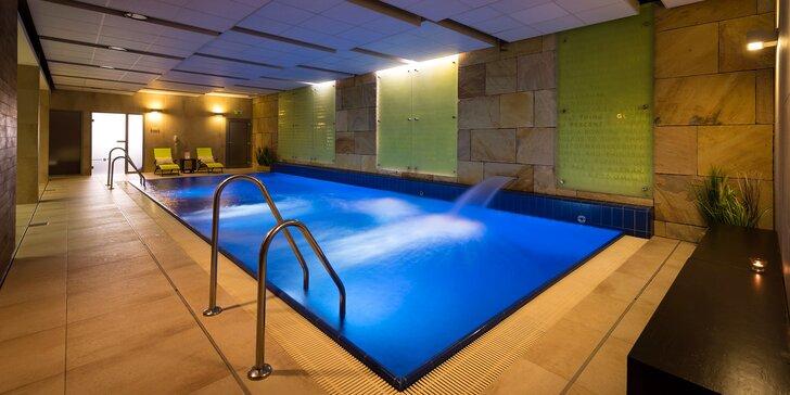 Pobyt v luxusním resortu u Brna: snídaně, neomezený wellness i masáž