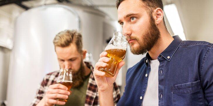 Na zdraví! 8hodinový kurz vaření piva včetně vlastní várky a degustace