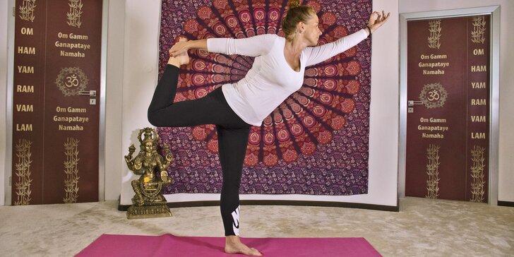 Protáhnete celé své tělo: online kurz jógy pro začátečníky
