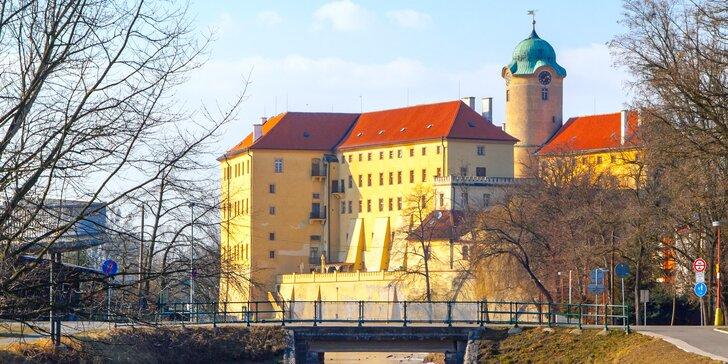 Relax uprostřed Poděbrad: polopenze, víno a lázeňská pohoda
