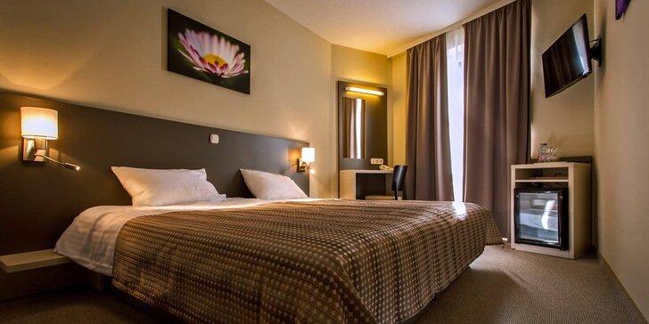 4* hotel v Budapešti se snídaní a welcome drinkem, termíny až do konce roku 2020