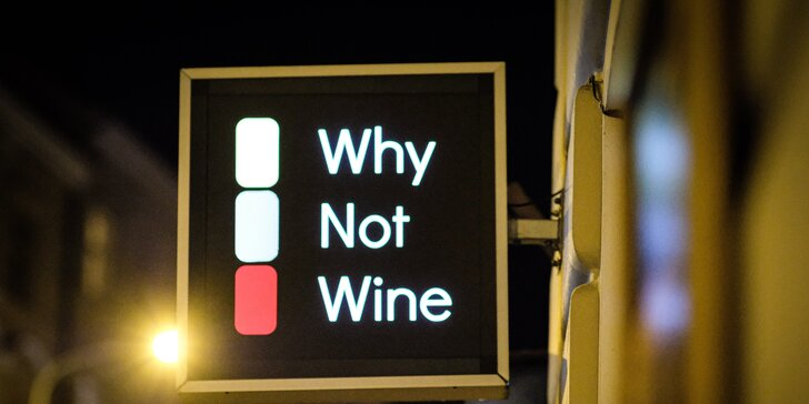 Why not wine bar