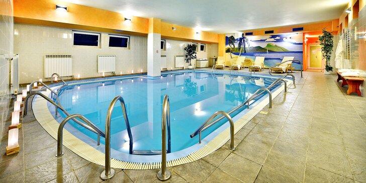 Relax ve Františkových Lázních: procedury, bazén, sauna i polopenze