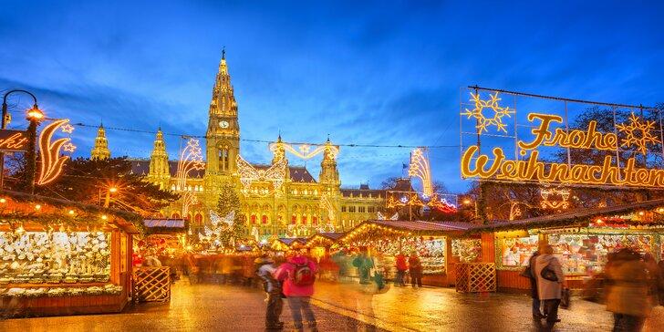 Výlet na adventní trhy do Drážďan a za Popelkou na zámek Moritzburg