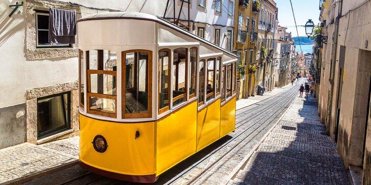 Zájezd do Lisabonu: návštěva největšího města Portugalska na 3 noci i se snídaněmi a letenkou