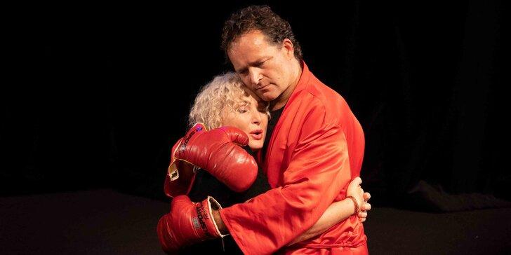 Vstupenka na divadelní představení Milovat k smrti v Divadle Image