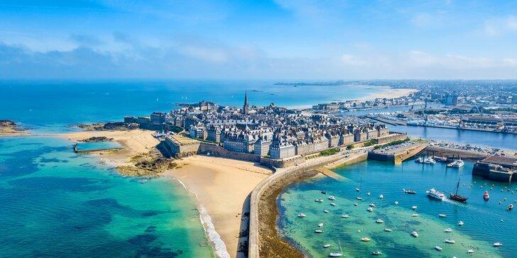 Velikonoční putování po Bretani: 2 noci se snídaní, návštěva Le Mans i Rennes