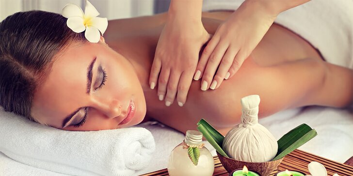 Výběr z 6 hodinových masáží: dopolední nebo celodenní termín