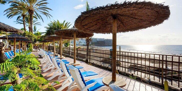 4*+ resort Meliá Tamarindos s all inclusive v klidné části San Augustín
