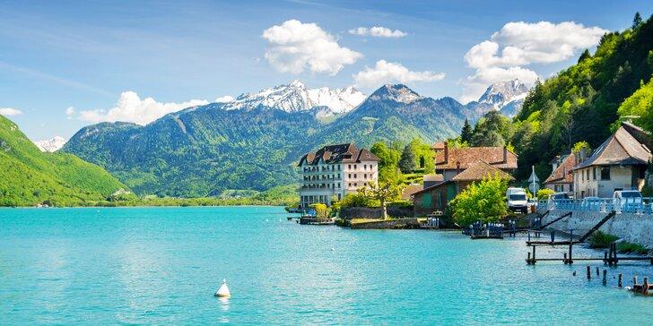 Poznávací zájezd s nabitým programem: 3 noci se snídaní, Provence, Monako, Cannes i Mont Blanc