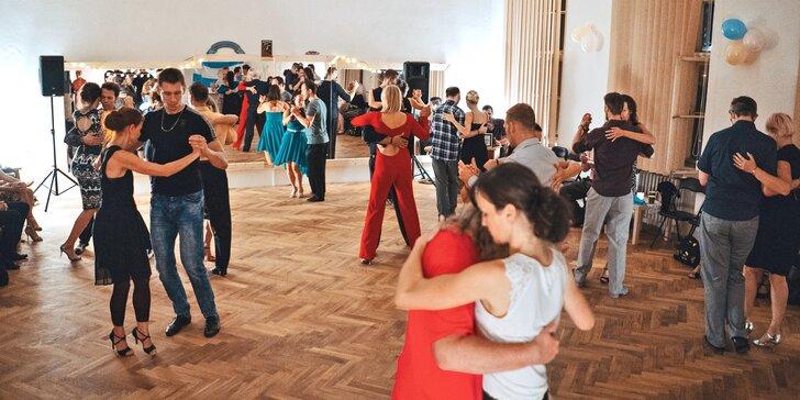 Zatančete si: zkrácený i kompletní kurz argentinského tanga pro začátečníky