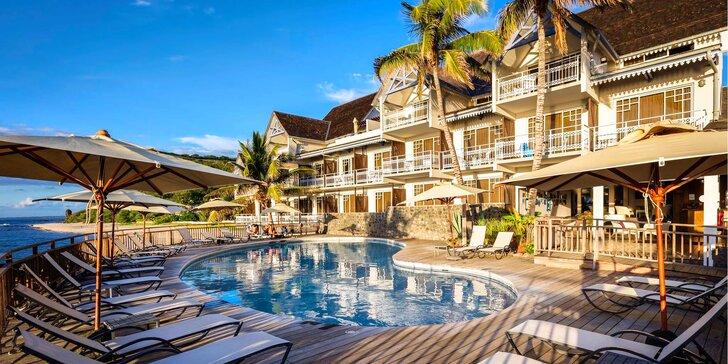 Boží dovolená na ostrově Réunion: 6–12 nocí v 4* resortu u pláže s polopenzí